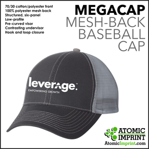 Leverage Mesh Back Cap
