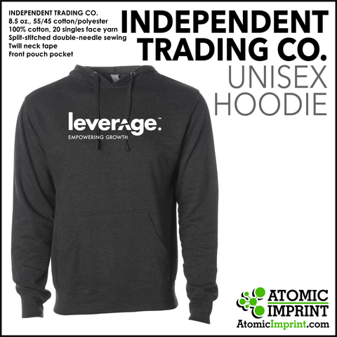 Leverage Pull Over Hoodie