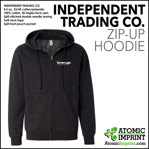 Leverage Zip-Up Hoodie