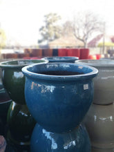 Load image into Gallery viewer, Glazed Rim Pot | Glazed Pots | Pottery