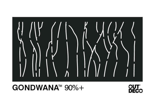 Gondwana 90% Block Out Screen Panel