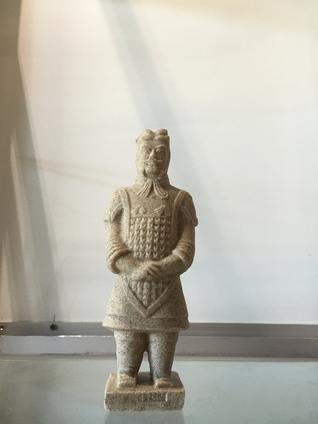 Terracotta Warrior Attending
