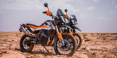 The KTM 790 Adventure R has Arrived!