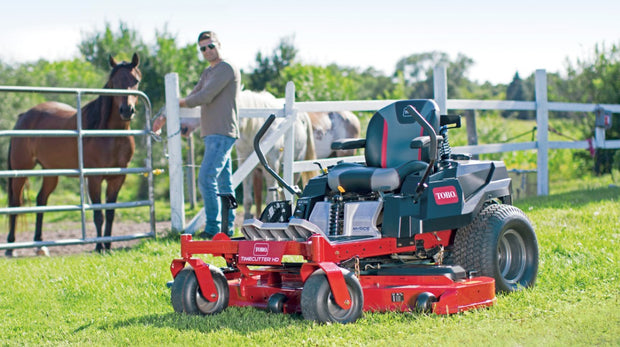 Toro Timecutter HD MR 5400 with MyRide®