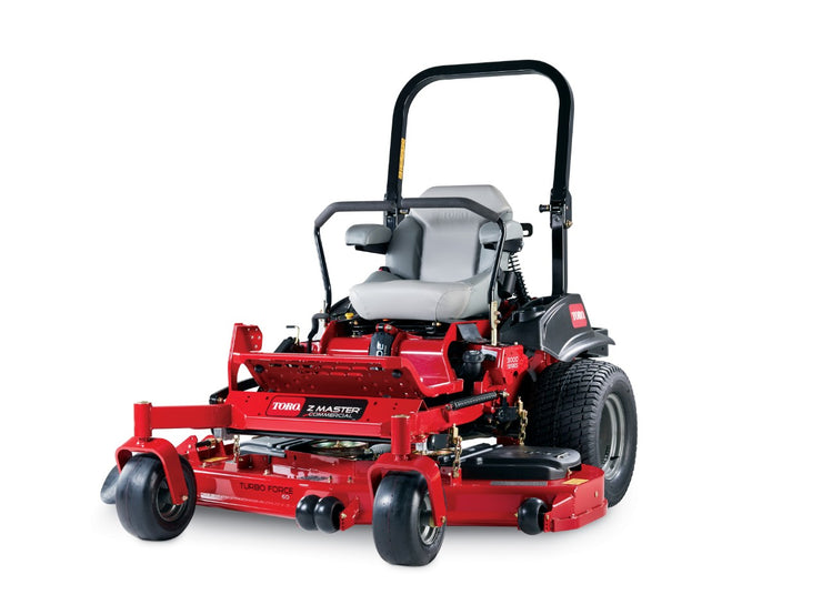 "Toro ZMaster Professional 6000 Series 60""with MyRide® Suspension System"