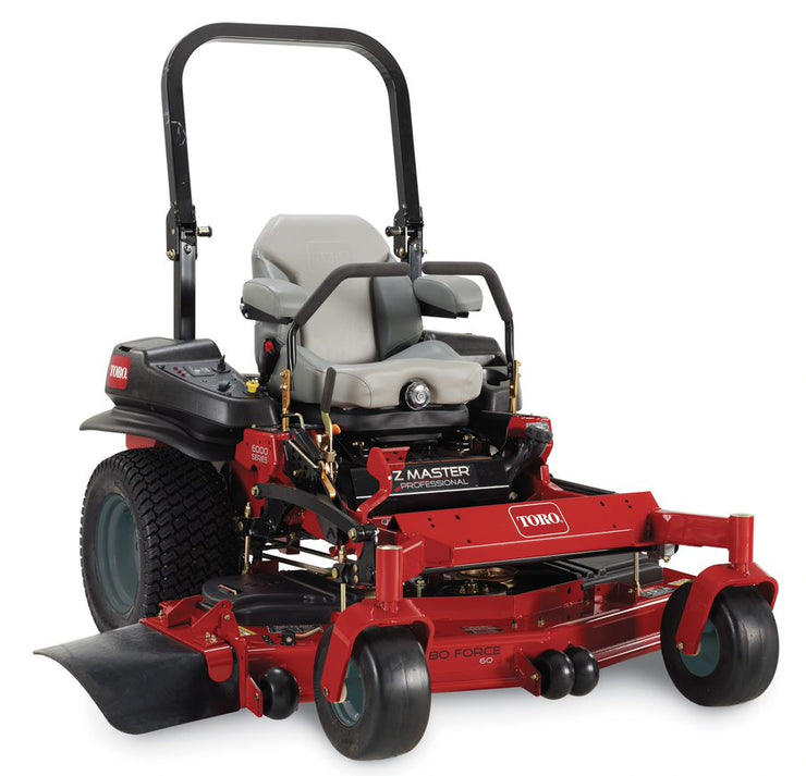 "Toro ZMaster Professional 6000 Series 72""with Horizon™ Technology"
