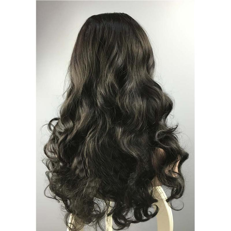 NATURAL COLOR LONG BODY WAVE