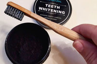 FREE Activated Charcoal Powder for Teeth Whitening
