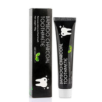 Activated Charcoal Toothpaste for Teeth Whitening
