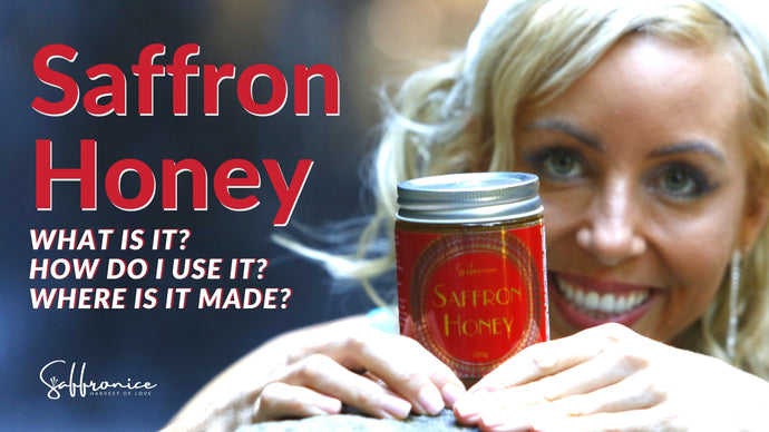 What is Saffron Honey? How is it made? Is Saffron honey Safe for everyone?