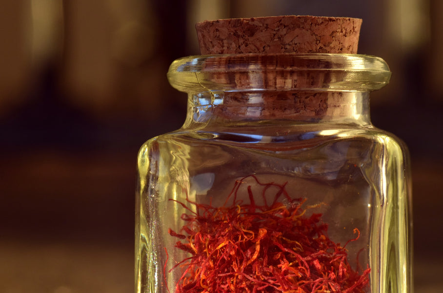 What Else is Saffron Used for?