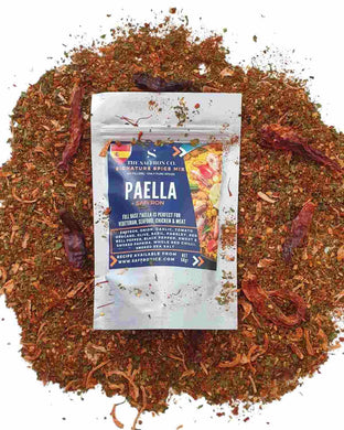 Paella Spice Mix with Saffron