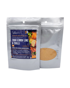 Thai Lemon Lime & Chilli Spice Blend with Saffron 50gr