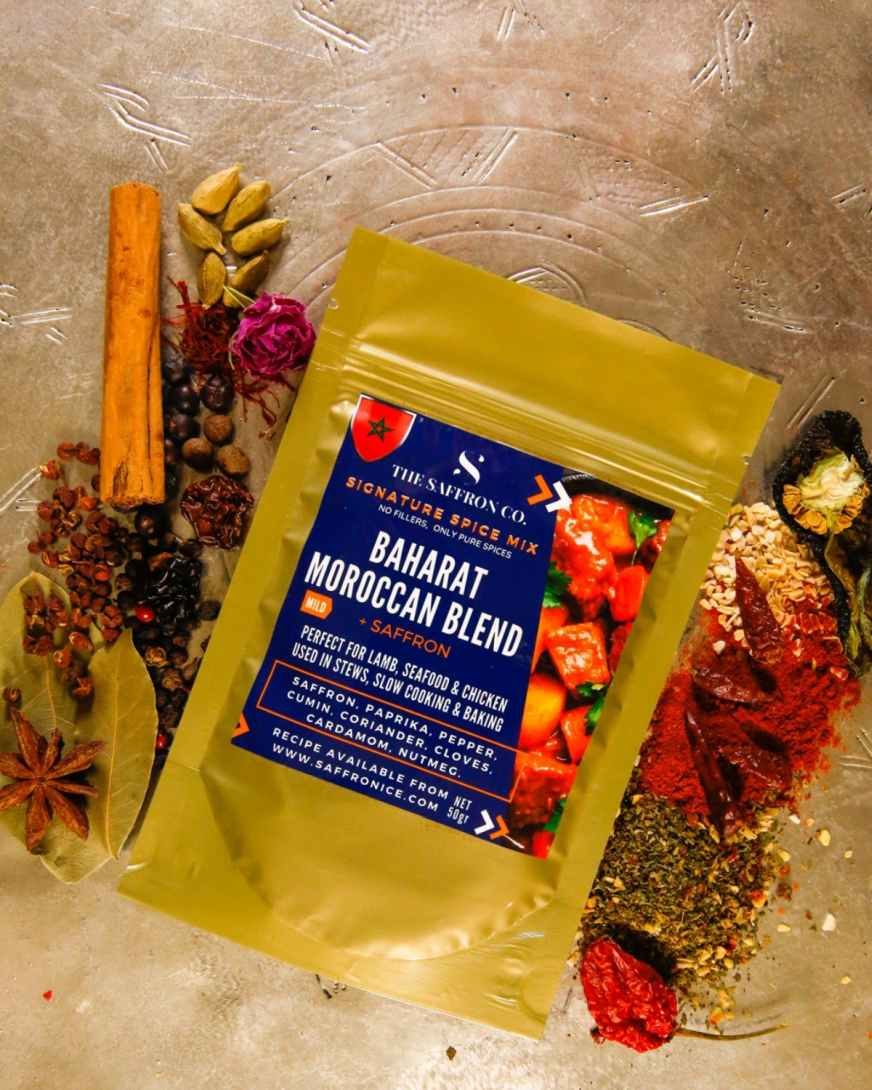 Baharat Moroccan Spice Blend