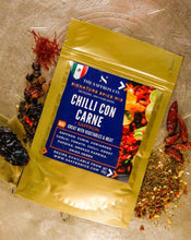Load image into Gallery viewer, Chilli Con Carne Seasoning with Saffron 50gr