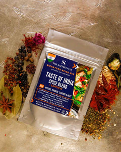 Taste of India Spice Blend with Saffron