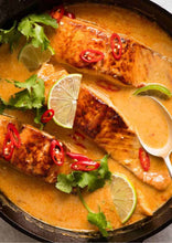 Load image into Gallery viewer, Thai Seafood Lemon Lime & Chilli Spice Blend with Saffron