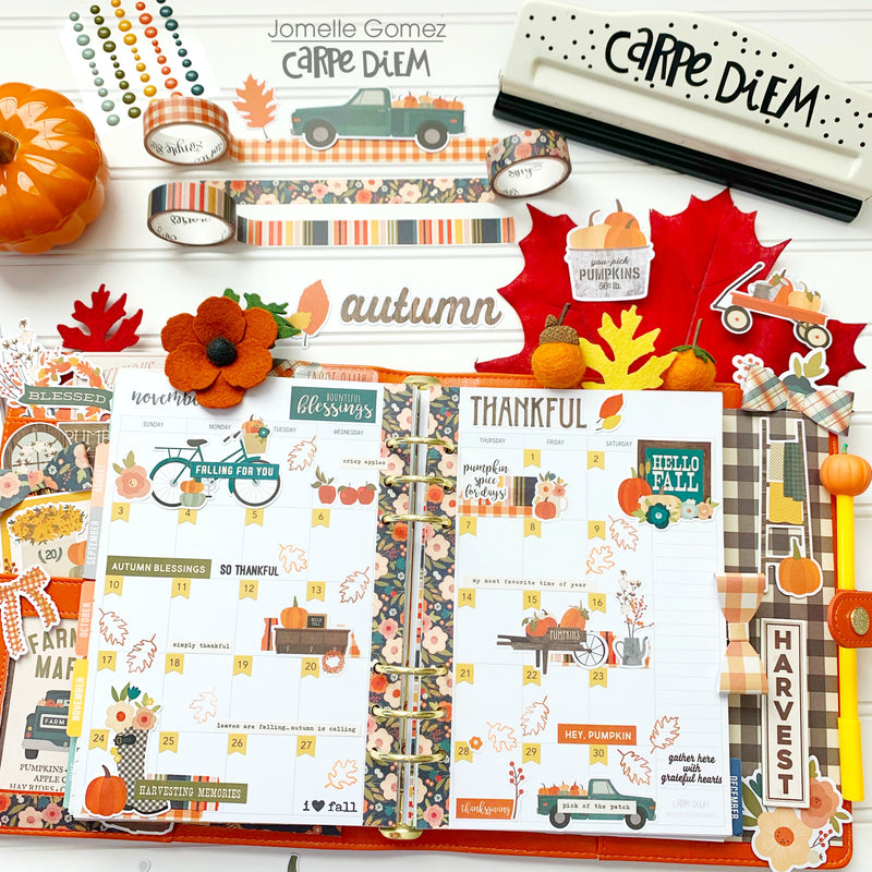 Falling Love With Fall Farmhouse!