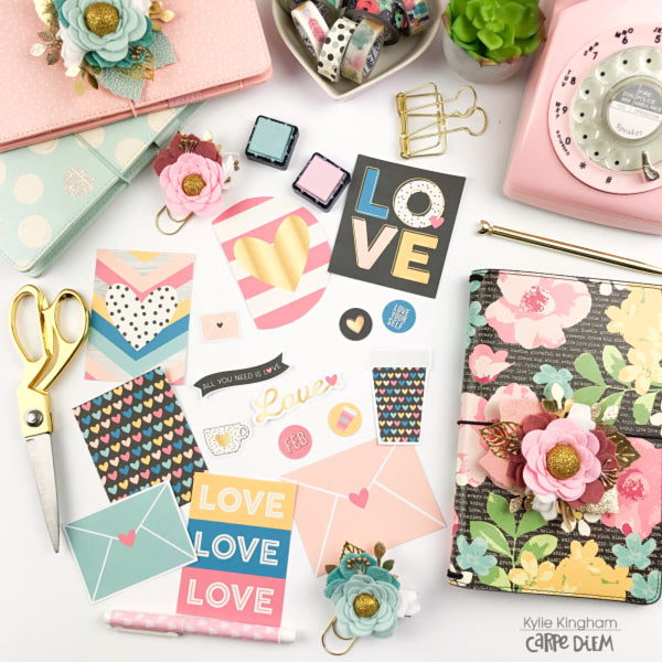 Planning with the February Printables