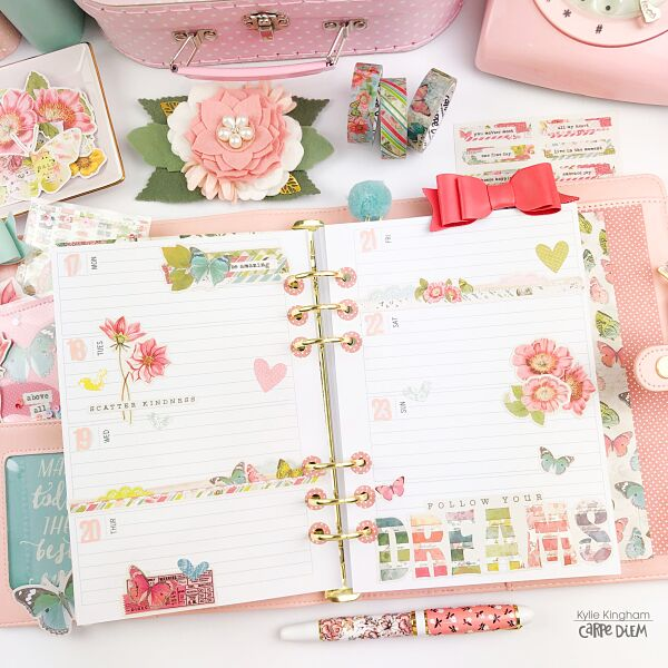 Accessorizing Your Planner!