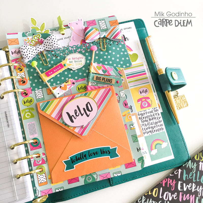 Pen Pal Tracking Planner!