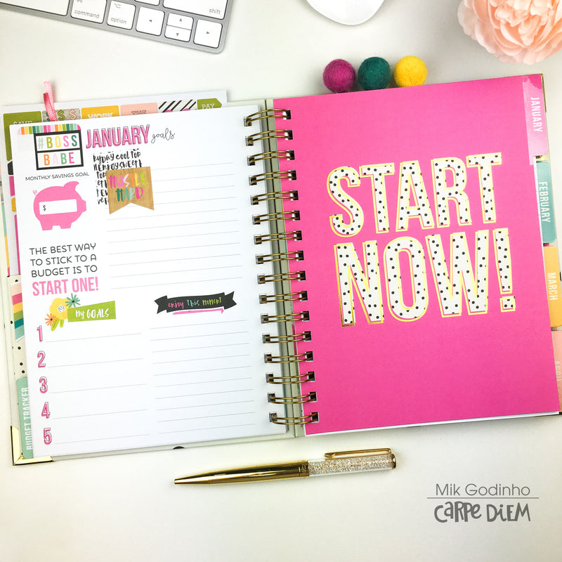 Budget planner time!