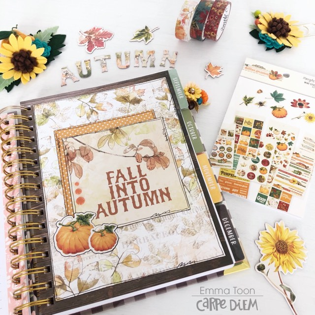 Fall Into Autumn!