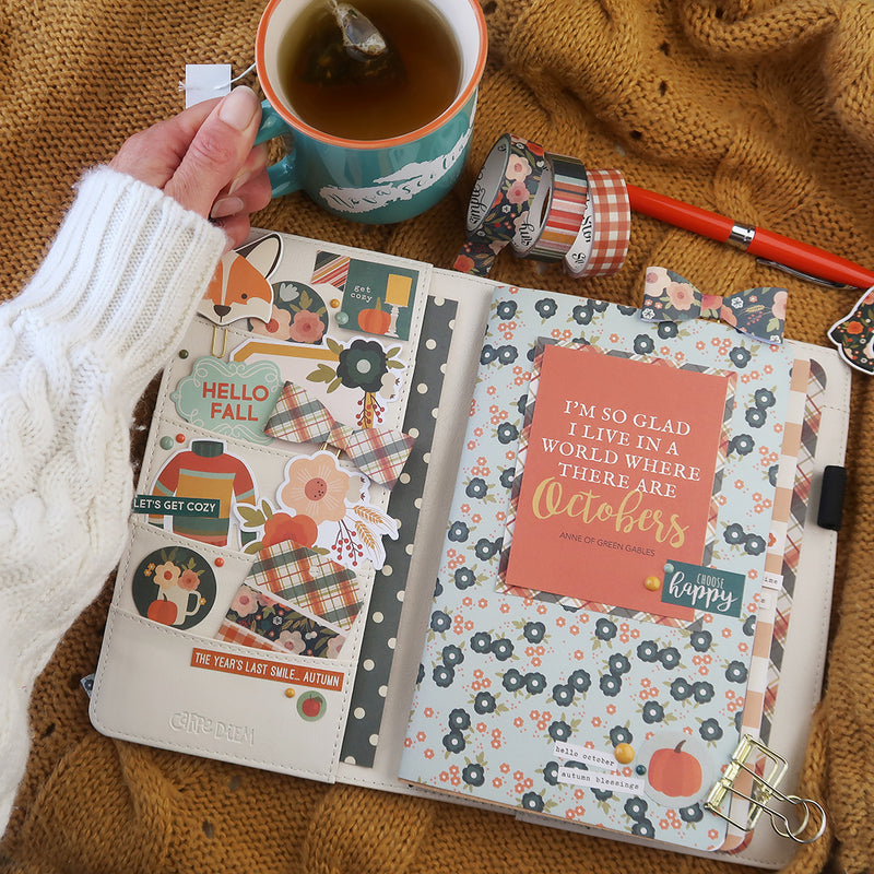 Make Your Planner Fresh & Functional For Fall!