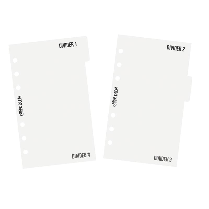 Planner Labels Black Planner Decal