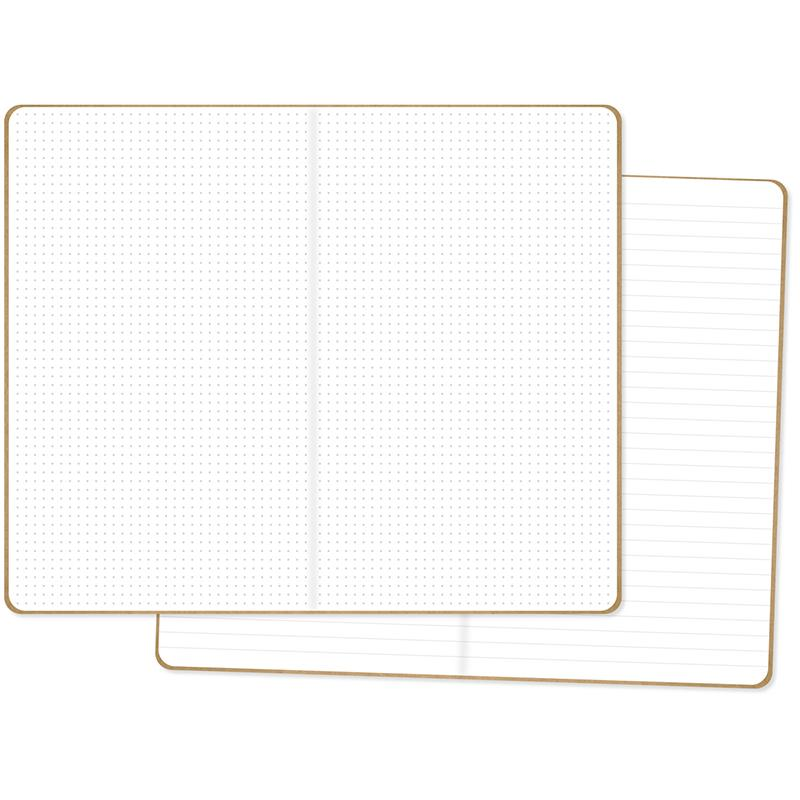 Dot Grid/Lined Traveler's Notebook Inserts