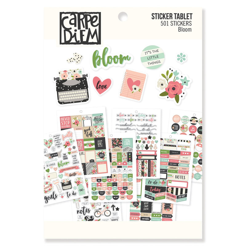 Seasons Mini Sticker Tablet