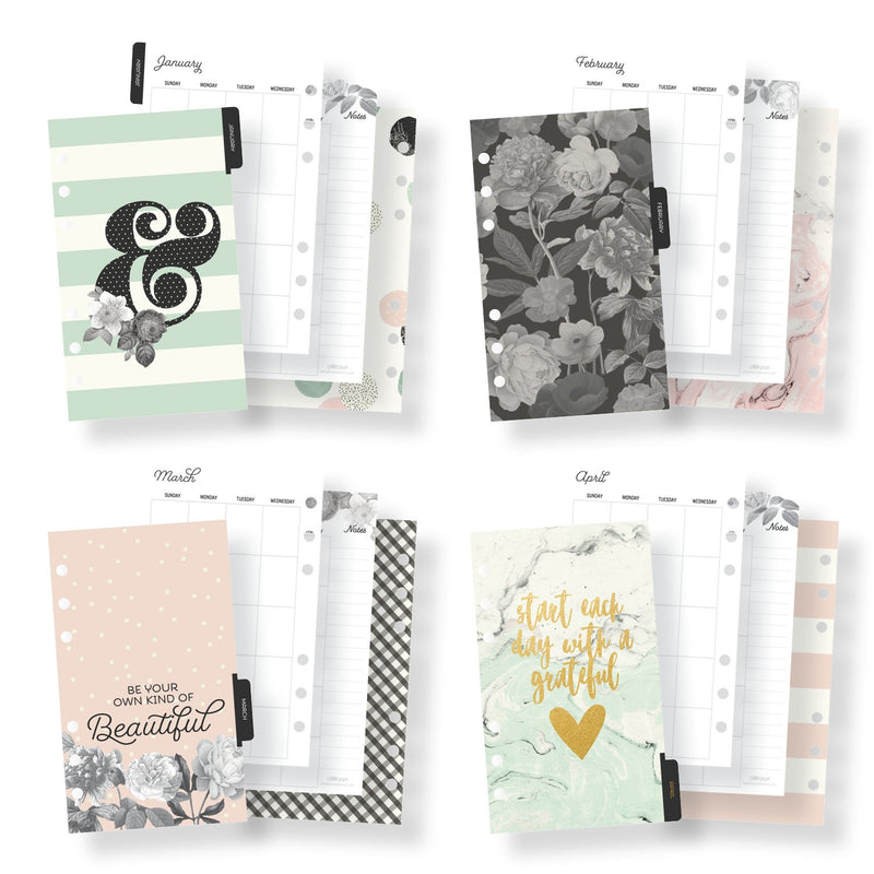 Beautiful Traveler's Notebook Inserts
