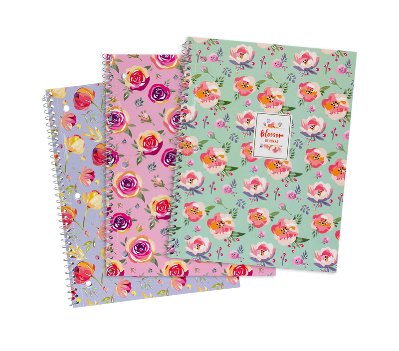 Blossom B5 Project Book 3 pack