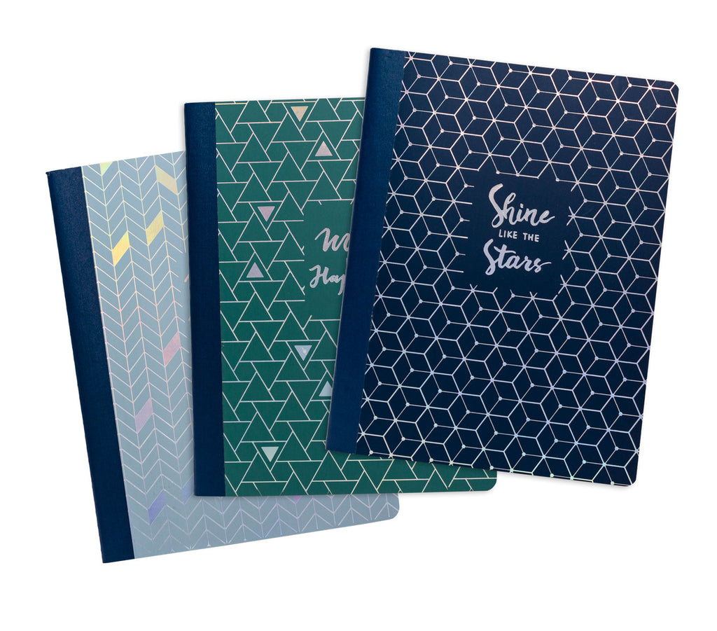 Glee Composition Books 3-pack