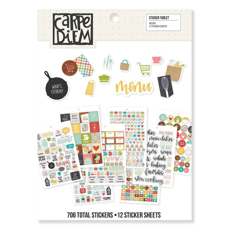 Good Things Black Planner Decal
