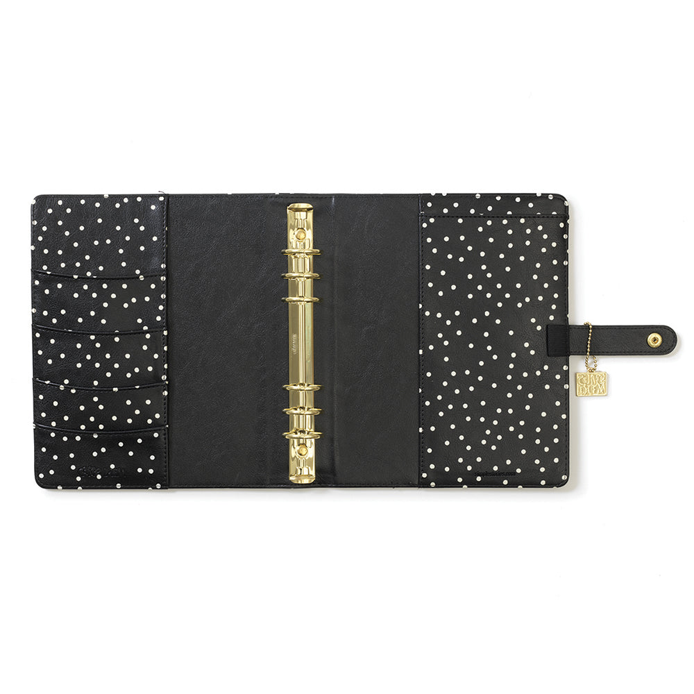 Black Speckle A5 A La Carte Planner