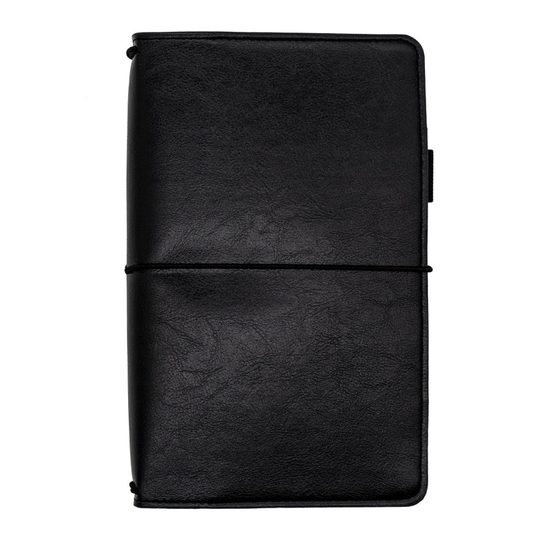 Black Notebook Holder