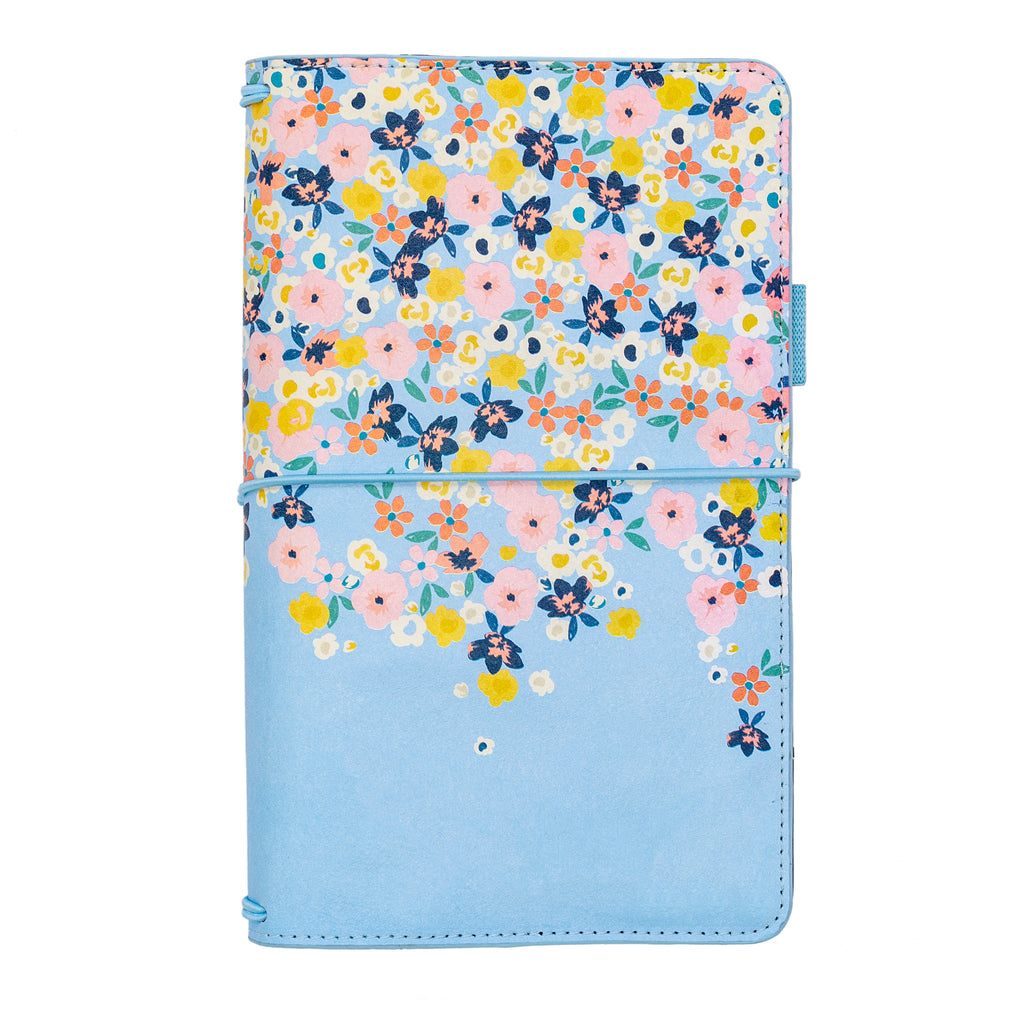 Ditsy Floral Notebook Holder