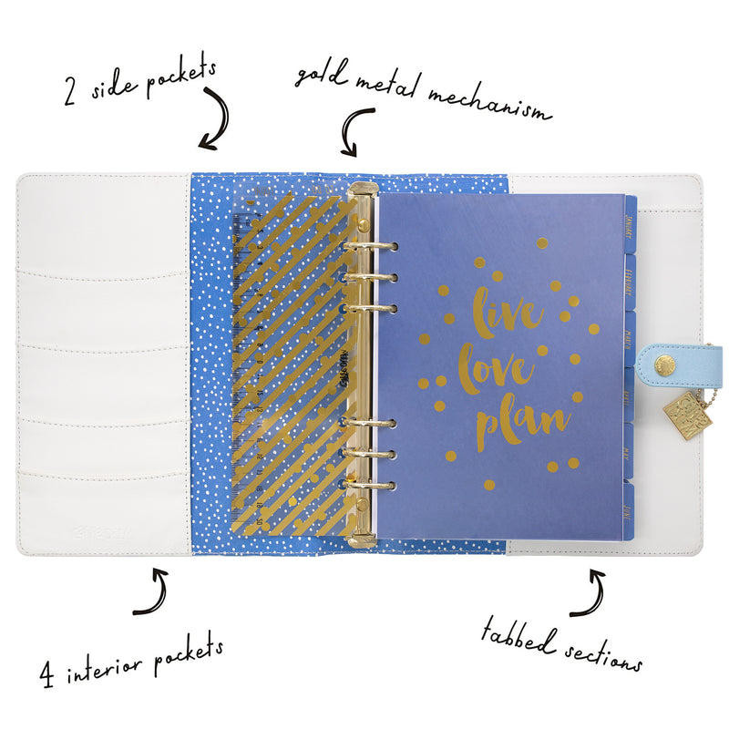 Feathers A5 Planner Box Set