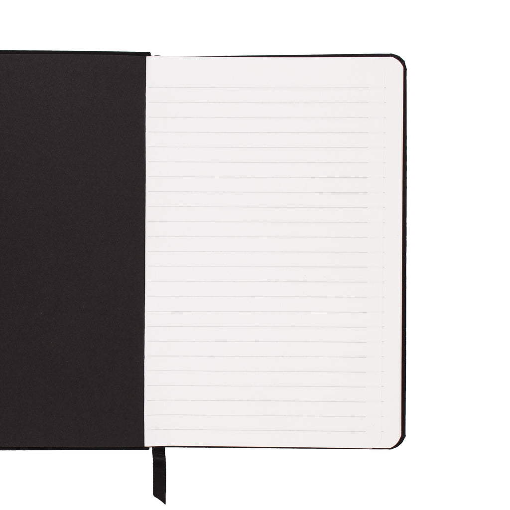 Black Soft Cover Journal