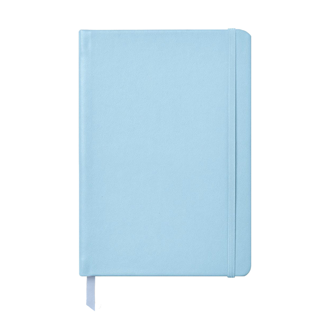 Sky Blue Soft Cover Journal