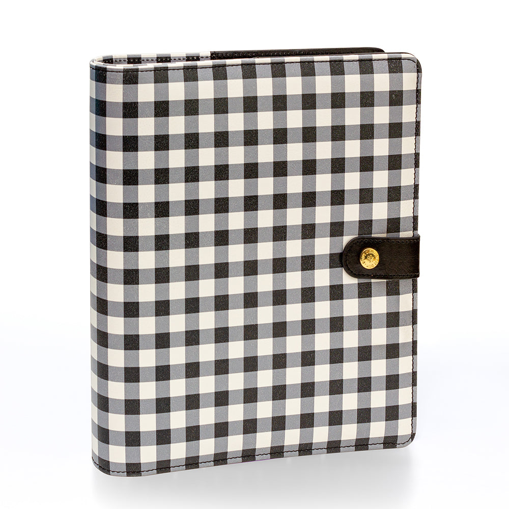 LIMITED EDITION Buffalo Check A5 Boxed Set Planner