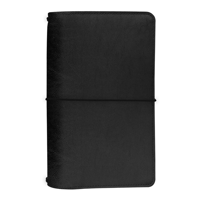 Black Traveler's Notebook