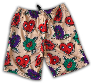 "GuzDesigns ""SIGNATURE"" Shorts"