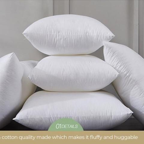 Premium Quality Cushion Inserts - Speckled Space