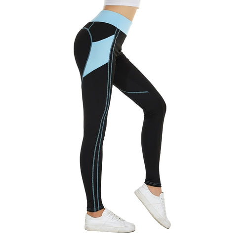 Glam City Pocket Workout Leggings