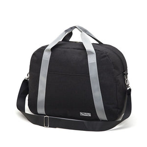 Large Capacity Canvas Travel Bag Waterproof