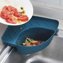 Load image into Gallery viewer, Kitchen Drain Basket Triangular