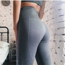 Load image into Gallery viewer, Super Stretchy Gym Tights Energy Seamless