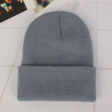 Load image into Gallery viewer, New Beanies Knitted Solid Cute Hat Girls